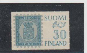 Finland  Scott#  367  MH  (1960 Type of 1860)