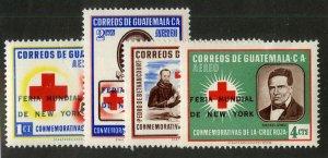 GUATEMALA C291-4 MH SCV $3.20 BIN $1.50