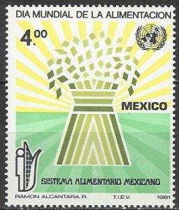 Mexico 1254  MNH  FAO World Food Day