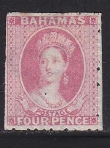 Bahamas Scott # 13 F-VF OG mint hinged nice color scv $ 375 ! see pic !