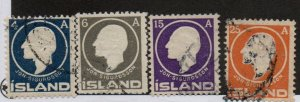 Iceland 88-91 Used