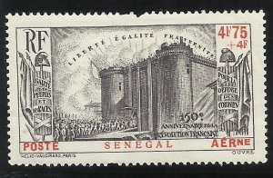 Senegal SCCB1 MH F/VF