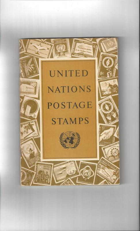 United Nations Postage Stamps 1956