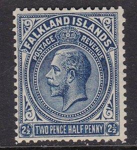 FALKLAND ISLANDS ^^^^^^sc# 44   mint  LH   GEOV $$@ ta 955falk