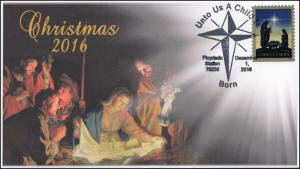 2016, Nativity, Christmas, Unto us a child is Born, Christmas, 16-356