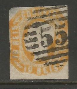 PORTUGAL 13 VFU K356