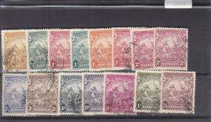 Barbados: Sc #165//178, Used (35219)