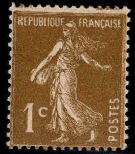 FRANCE Scott 156 MH*
