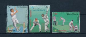 [57917] Bangladesh 1996 Cricket World Cup MNH