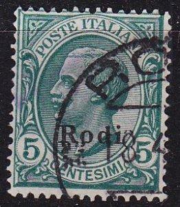AEGAEISCHE INSELN [1912] MiNr 0004 X ( O/used )