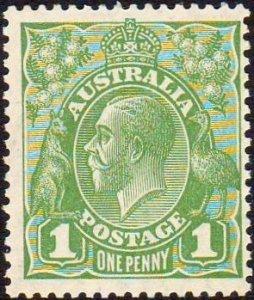 Australia #67a 1926 MINT