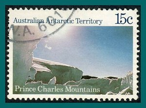 AAT 1985 Mountains, 15c used #L67,SG70