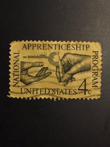 APPRENTICESHIP PROGRAM 4c world stamps #ref. bin