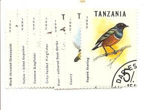 Tanzania 978-984 CTO