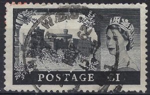 Great Britain 312 Used (See Desc); SCV $37.50