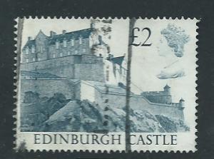 Great Britain QE II  SG 1613 Fine Used
