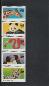 UNITED STATES 2709a  MNH NEVER FOLDED 2019 SCOTT SPECIALIZED CATALOGUE VAL $4.00