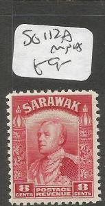 Sarawak SG 112a MNH (4cly)