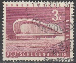 Germany  #9N136 F-VF Used  CV $16.00