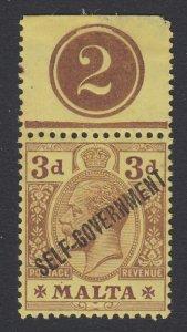 Malta, Sc 79 (SG 108), MLH