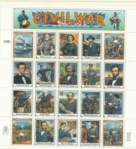 1995 United States Scott Catalog Number 2975 MNH