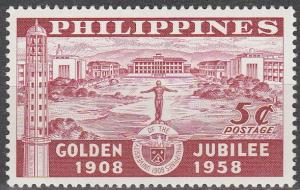 Philippine Is #643  MNH F-VF  (SU5242)