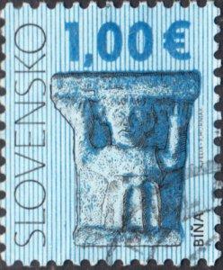 Slovakia #567 Used