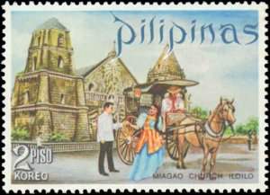 Philippines #1023-1025, Complete Set(3), 1969, Food, Never Hinged