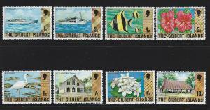 Gilbert Islands Set MNH Scott cat.# 269 - 284
