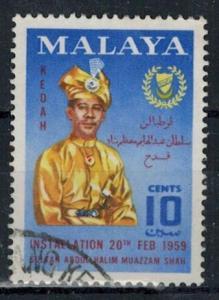 Malaya - Kedah - Scott 94