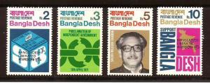 Bangladesh   # 5 - 8   Mint  N H