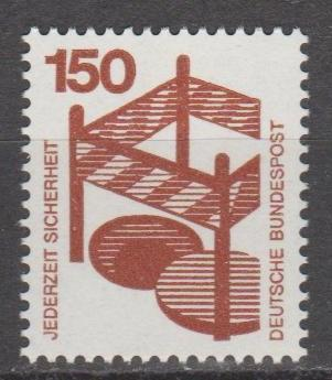 Germany #1084 MNH F-VF CV $5.00 (ST910)