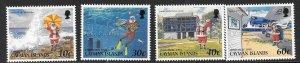 CAYMAN ISLANDS SG868/71 1998  CHRISTMAS  MNH