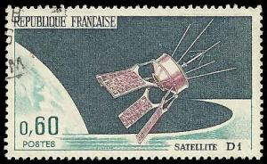 France  - 1148 - Used - SCV-0.25