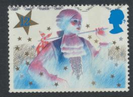 Great Britain SG 1303 - Used -  from booklet  Christmas
