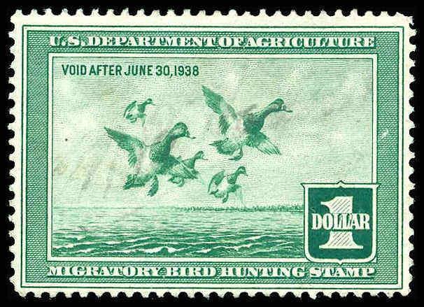 U.S. REV. DUCKS RW4  Used (ID # 83975)