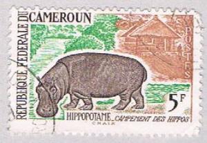 Cameroun 364 Used Hippo 1962 (BP2801)
