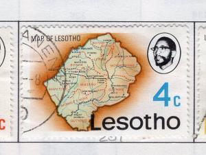 Lesotho USED H Scott Cat. # 201