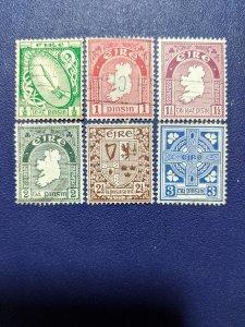 Ireland 65-70 VF,  CV $18.25