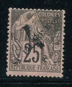 St Pierre & Miguelon #49 Mint