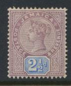 Jamaica  SG 29  Mint Hinged - see scan and details