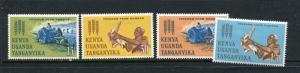 Kenya Uganda & Tanzania #136-9 Mint - Make Me A Reasonable Offer!