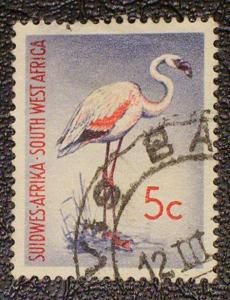 South West Africa Scott #287 used
