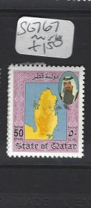 QATAR  (PP1906B)   50 DH  SG 767     MNH
