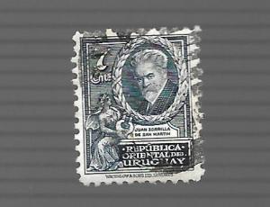 Uruguay 1933 - U - Scott #446