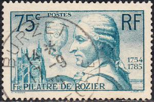 France #308 Used