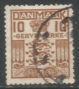 DENMARK I3 VFU C644-1