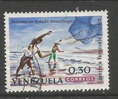 VENEZUELA 863 VFU J990-5