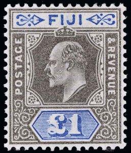 Fiji Scott 59-69 Gibbons 104-114 Mint Set of Stamps