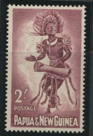 PNG - SG 31    Scott 159  Mint Hinged - SPECIAL